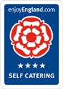 4 star self catering from Enjoy England