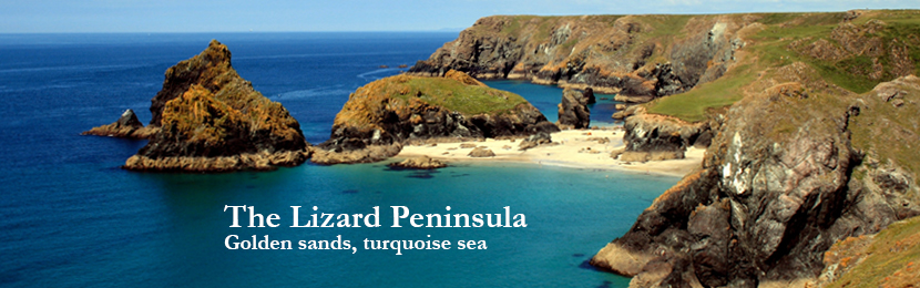 The Lizard Peninsula, Cornwall